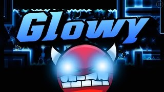 connectYoutube - GD WORLD RECORD?!?! - GLOWY (AV) - FULL LEVEL - by Rob Buck (Help of Sunnet!)