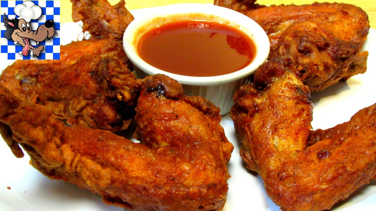 How To Make Crispy Chinese Chicken Wings Chinese Restaurant Style