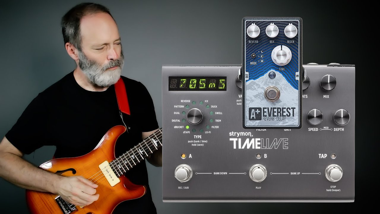 Distorted Ambient Guitar Reverse Delay Of Doom Youtube