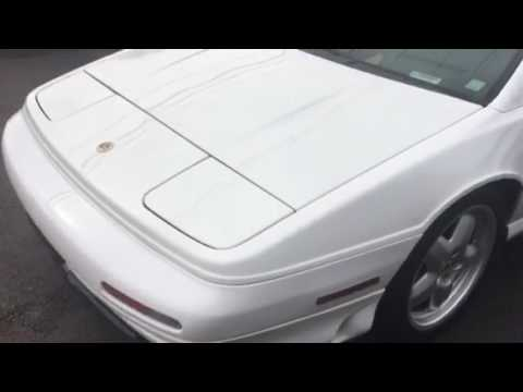 1994 Lotus Esprit S4 For Sale Youtube