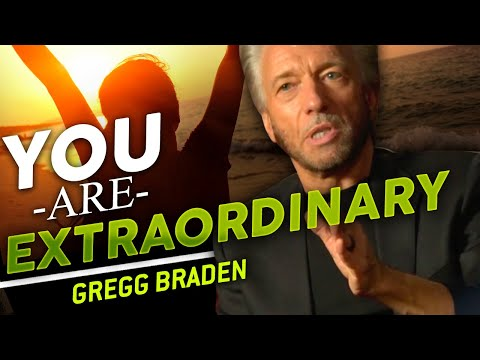 GREGG BRADEN - YOU ARE WIRED TO BE EXTRAORDINARY | London Real