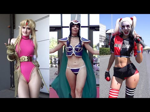 JAPAN EXPO 2019 COSPLAY MUSIC VIDEO