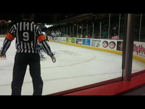 Sioux City Musketeers highlights 3rd period part 3