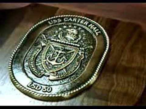 USS CARTER HALL MARDI GRAS GALVESTON