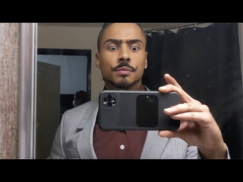 Quincy - The Frequincy vlog #4 - Aye Yo! How'd you get your mustache like that mate?