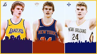 Lauri Markkanen TRADE scenarios, Bulls trade ideas [LAKERS, KNICKS, SPURS, PELICANS]