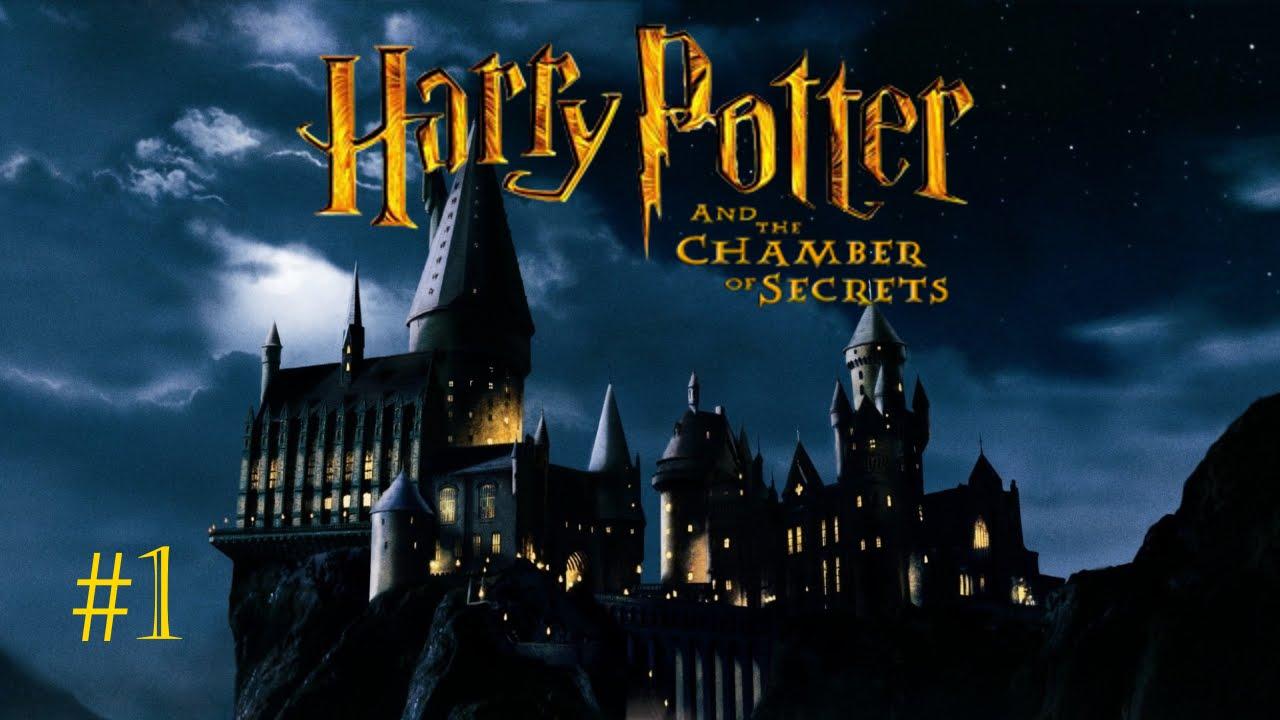 Гарри Поттер и Тайная Комната - 01 (T424) - YouTube