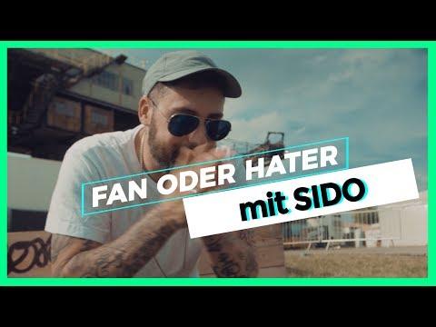 Erkennt Sidoseine Fans ? || Fan oder Hater || Splash Festival Edition