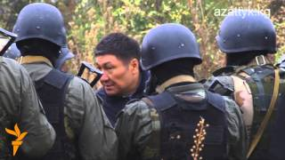 Милиция абактан качкандарды бактан издеди