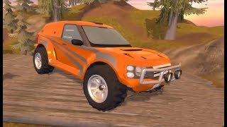 4x4 Off Road Racing Game Level 1-4 | Car Racing Games