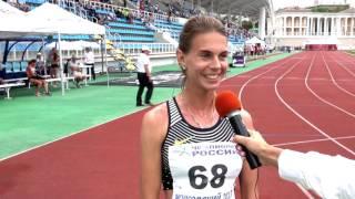 Елена Коробкина - Чемпионка России 2017