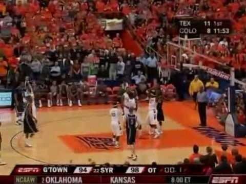 Syracuse Basketball Season Highlights 2009