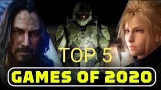 TOP 5 GAMES OF 2020 YOU SHOULD TRY