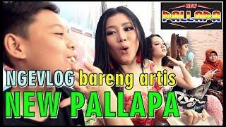 Ngevlog Bareng Artis New Pallapa (Dimas dan Hajar Pamuji)