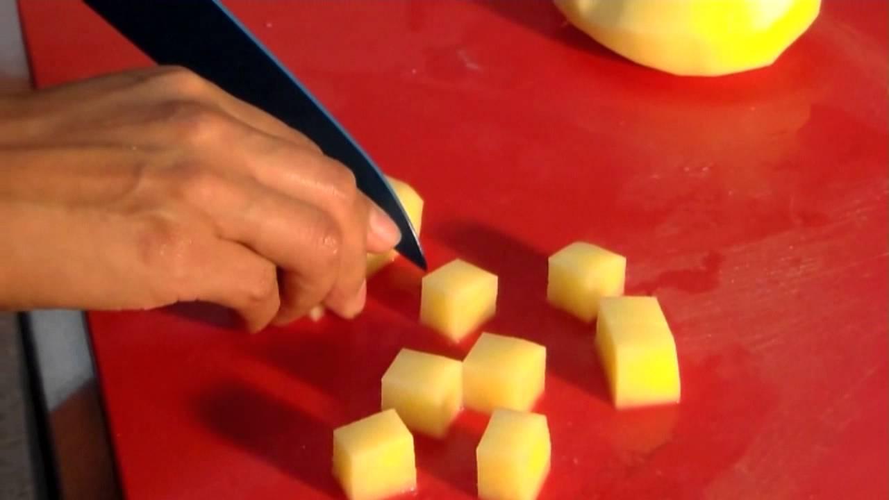 Solucion cocina tecnica de corte parmentier youtube - Www revistalove es cocina ...