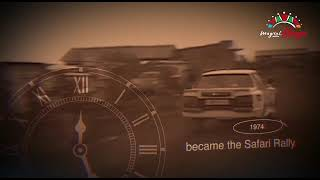 WRC Safari Rally is back!