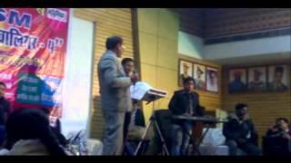 AGAR DIL HAMARA SUNG BY Dr.DEEPAK SAXENA.wmv