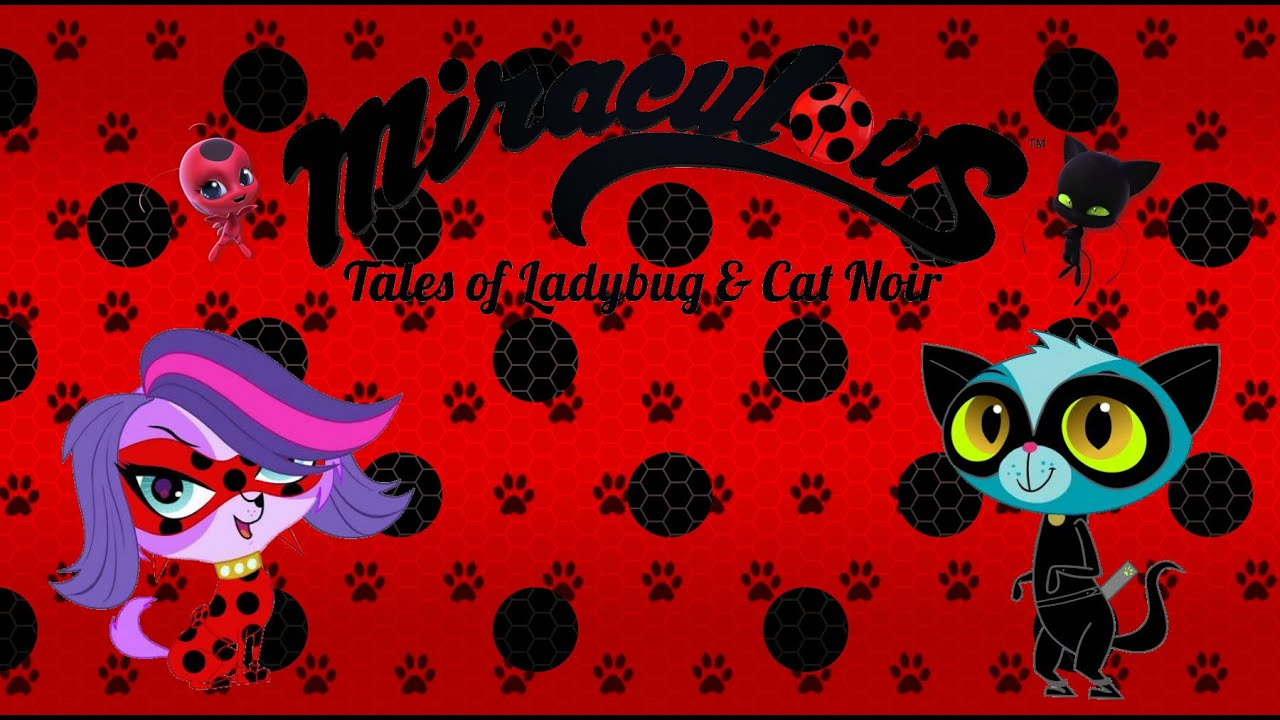 Lps/Miraculous Ladybug (Zoe & Sunil) - YouTube