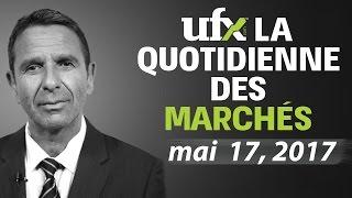 UFX Forex Analyse de Marchés mai-17-2017
