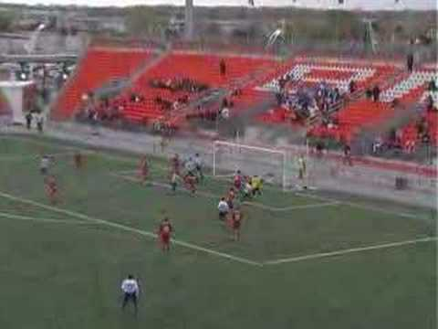 Canada-Argentina Men's Under-20 Soccer (May 11, 2008)