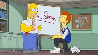 Симпсоны Смешные моменты (Фанат Гомера)