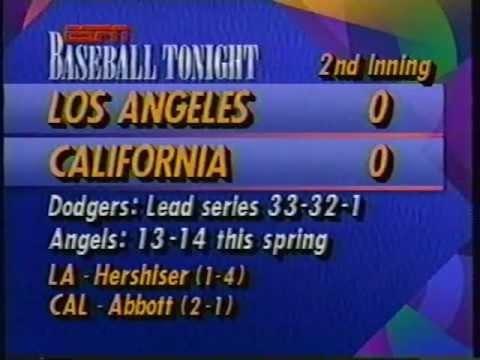 Vintage Baseball Tonight: April 3,1992