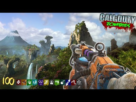 """MYSTERIOUS """"Treasure Island"""" Zombies Easter Egg! (Black Ops 3 Zombies)"""