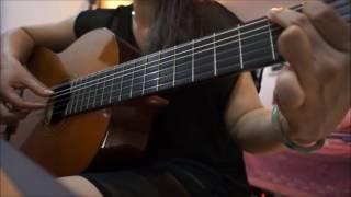 Guitar cover Có những niềm riêng (Lê Tín Hương)