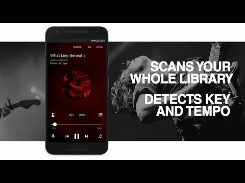 Backtrackit App - Musicians' Audio Player