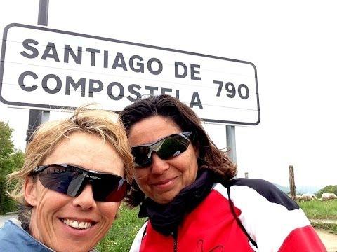 Cycling the Camino de Santiago 2014
