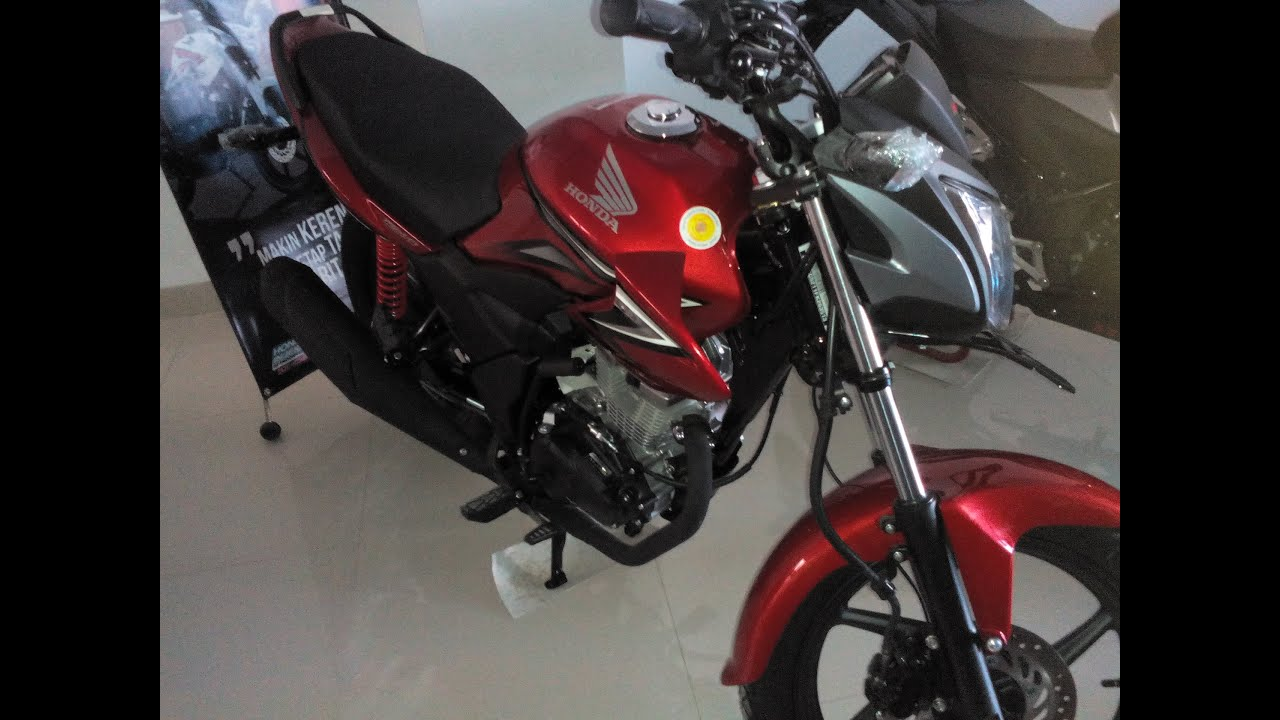 Plus Minus Honda Verza 150 Pgmfi Merah Maroon Cw