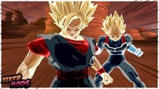 Goku Clone and Vegeta Clone | Dragon Ball Z Budokai Tenkaichi 3