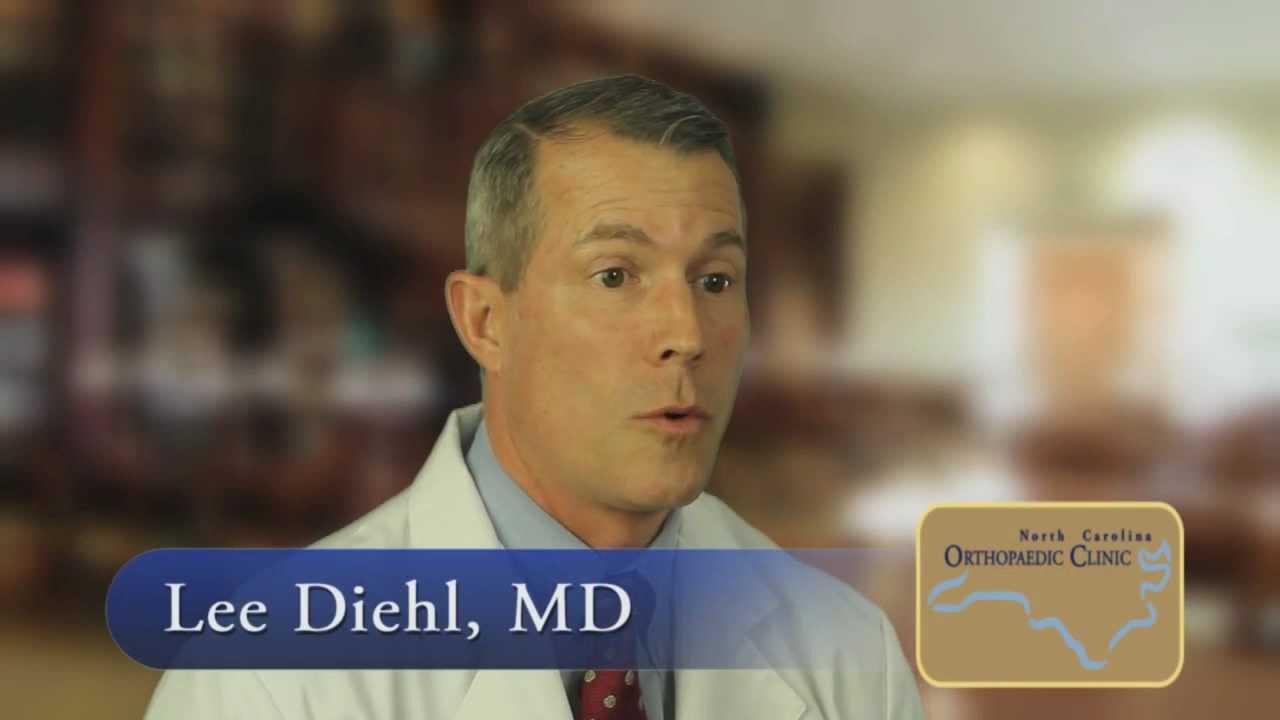 Lee Diehl, MD | NC Ortho