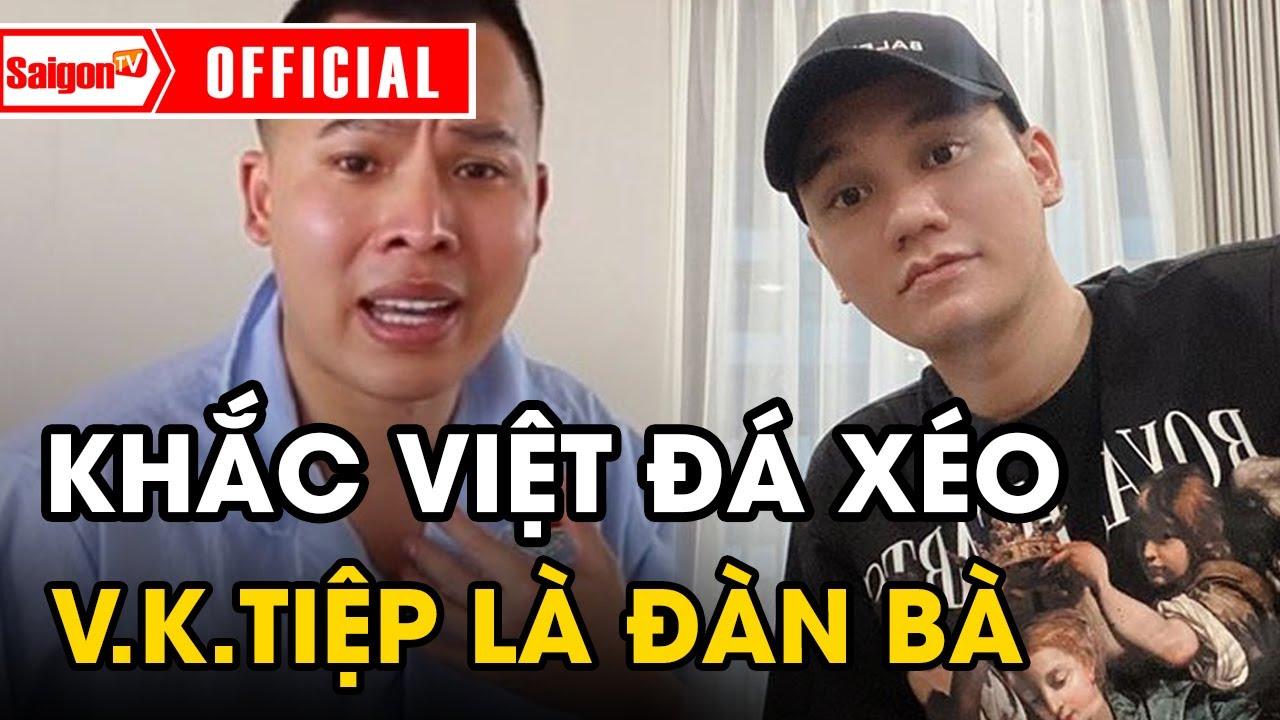 Bị Khắc Việt ám chỉ 'Đàn Bà', Vũ Khắc Tiệp nói gì về những hình ảnh checkin công cộng gần đây