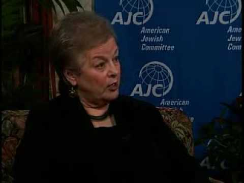 American Jewish Committee Ann Schaffer: Immigration is a  Jewish Issue