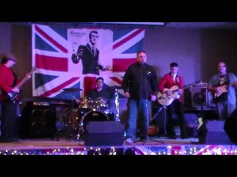 Wahula and Friends Winter Dance Party British Buddy Holly Luncheon 2016