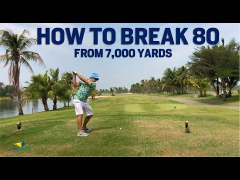 Break 80 Easy Peasy Lemon Squeezy