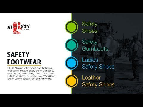 Hillson - Safety Footwear Range