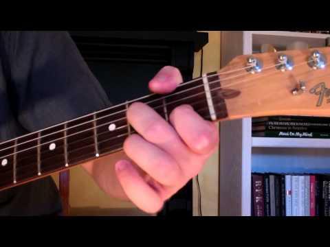 D9 Guitar Chord Chordsscales