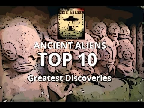 Ancient Aliens Top 10 Greatest Evidence Of All Time