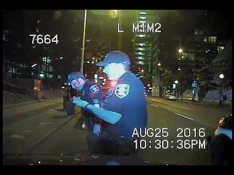Seattle Police, accident at 2:00
