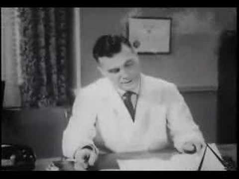 Old Cigarette Commercial