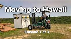 MOVING TO HAWAII - Episode 1- BYE TEXAS   MicBergsma