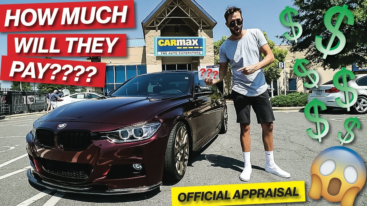 I TOOK MY BMW F30 TO CARMAX : THIS IS HOW MUCH THEY OFFERED ME