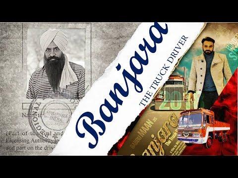 New Punjabi Movie Teaser - BANJARA - Babbu Mann As Truck Driver  - Fan Made