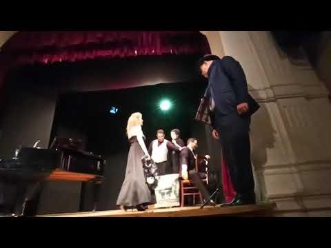Valzer Musetta Da La Bohème Di G.Puccini Soprano Cristina Ferri 20/11/2019