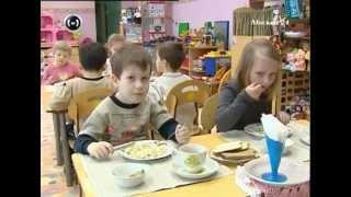 Новая система питания в детских садах