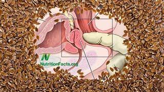Lněné semínko proti rakovině prostaty