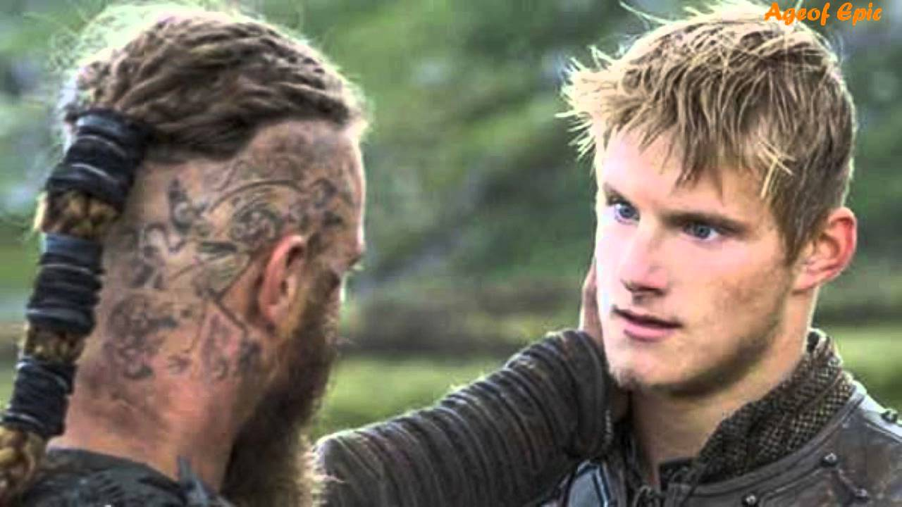 Vikings Season 4 Spoilers  Ragnar Lothbrok Story  YouTube - Hairstyles Braids