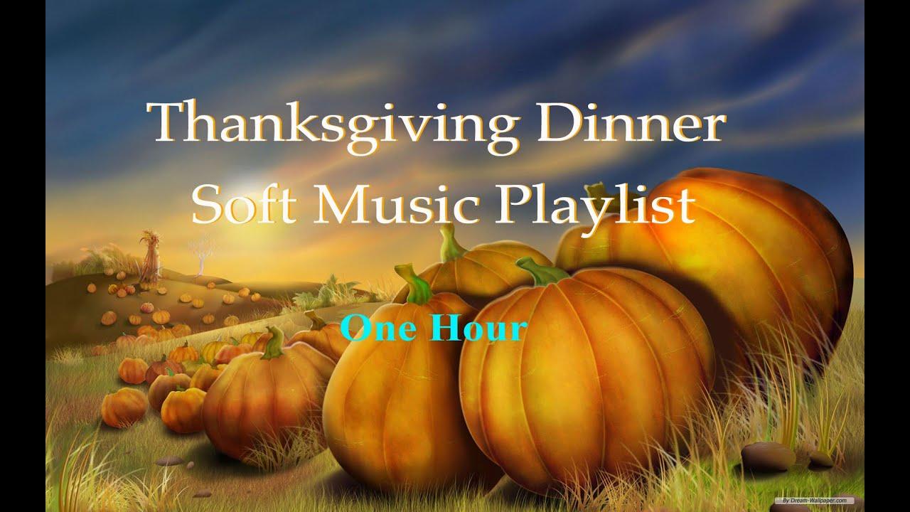Happy Fall Desktop Wallpaper Thanksgiving Dinner Soft Music Mix Beautiful Background
